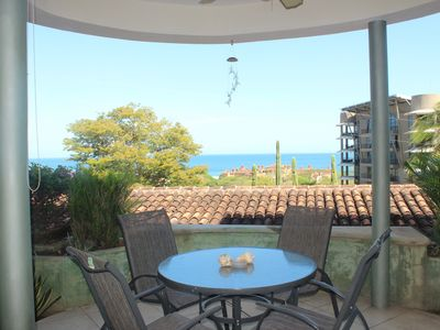 Photo for Ocean View Condominium Above the Tamarindo Rivermouth