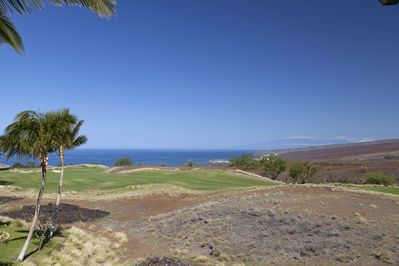 The gorgeous view from the Master Bedroom, Lanai and Great Room.