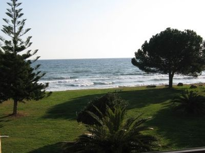 Photo for Apartment 4 persons waterfront with sea view and pool