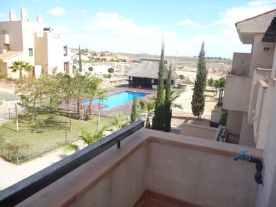 Photo for 2BR Apartment Vacation Rental in fuente alamo