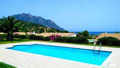 Photo for Seaside House with Private Pool - Residence in Ogliastra