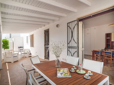 Photo for Holiday apartment with great outdoor area