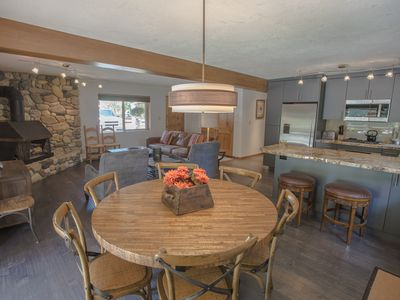 Photo for Brand New! Remodeled 2 bed condo. This is the best location in Ketchum!