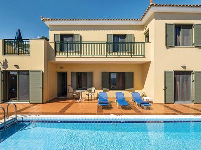 Photo for 3 bedroom Villa, sleeps 6 in Annináta with Pool, Air Con and WiFi
