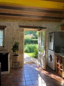 Photo for CHARENTAISE HOUSE 85 M2 with enclosed garden