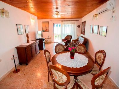 Photo for Holiday apartment Pisak for 1 - 5 persons with 2 bedrooms - Holiday apartment in a villa