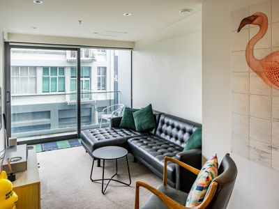 Photo for Comfy, modern and in the heart of Wellington!