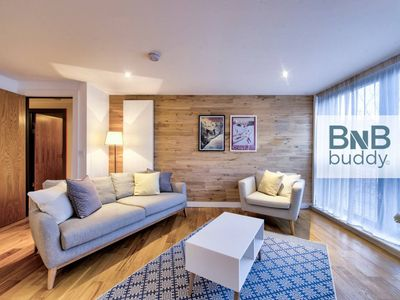 Photo for Stylish City Centre Apartment for Two