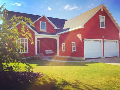 Photo for The Red Farmhouse-Summer Deals! Large home, great for large groups!