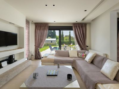 Photo for Vacation home Villa Elena in Ialyssos - 8 persons, 4 bedrooms