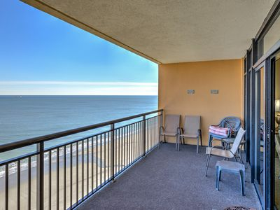 Photo for Discounts now till 6/21! Oceanfront Penthouse