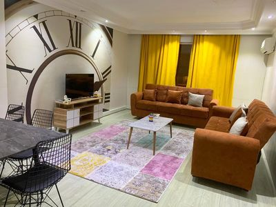 Photo for Chic Apartment with 3 bedroom and Kitchen in Sisli istanbul