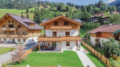 """Photo for """"Apartment Glemmtal"""" with infrared cabin in the Ferienhaus Neureiter 6-8 persons"""