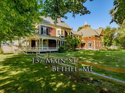Photo for Main Street Bethel - in the heart of Maine