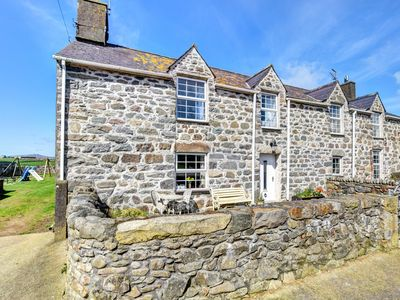 Photo for A captivating blend of the traditional and modern, this 16th century farm cottage is a wonderful bal