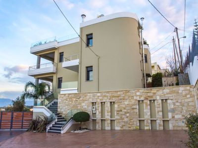 Photo for Vacation home Villa Hill in Chania - 7 persons, 3 bedrooms