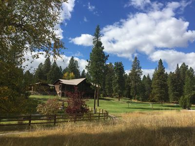 Photo for 2BR Cabin Vacation Rental in Bigfork, Montana