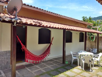Photo for Ilha Grande, Vila do Abraão, House with 3 rooms. Angra dos Reis, State of Rio de Janeiro