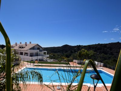 Photo for Luxury duplex penthouse in beautiful nature near the complex Selwo, Estepona