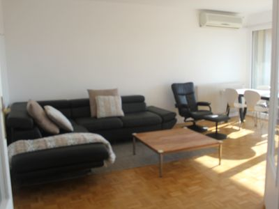 Photo for Comfortable apartment, awesome location and impressive view!