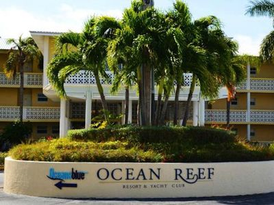 Photo for Two Bedrooom Villa at Ocean Reef Yacht Club. Best rates, most weeks!