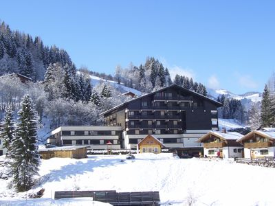 "Photo for Fantastic 2 bedroom apartment ""Dari"" right in the ski and hiking area"