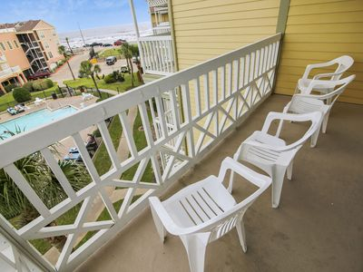Victorian 9306-Little Cajun Hideaway - Private Balcony with Gulf View!