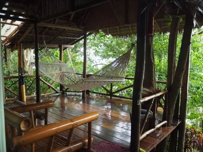 Photo for Traditional quiet hut sea view, Phi Phi