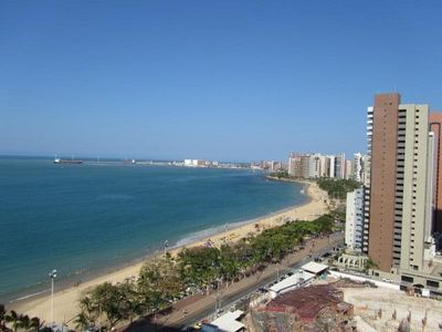 Photo for Flat furnished in the best neighborhood in Fortaleza, one block from Beira Mar