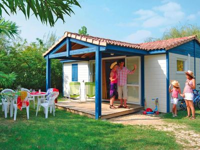 Photo for Residence Port Lalande, Castelmoron-sur-Lot  in Französisches Binnenland - 7 persons, 2 bedrooms