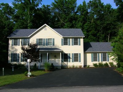 Photo for Family Group Retreat House with Access to Pools, Golf, and Tennis Close to Beach