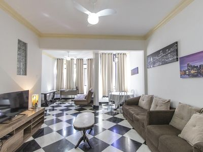 Photo for 2 rooms in Copacabana for up to 10 people # 203
