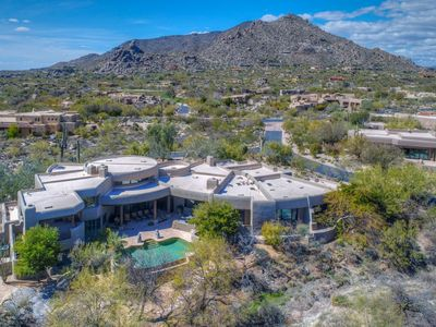 Photo for 😷**CV19 SANITIZED!**PRIVATE Pool&Hot Tub Included @ Luxury Desert Retreat