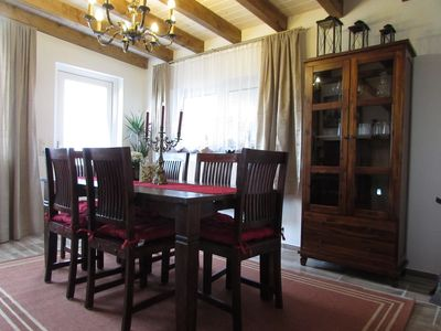 Photo for Villa with 2 double bedrooms; 1 Single Room - *** House Dorfstüffje