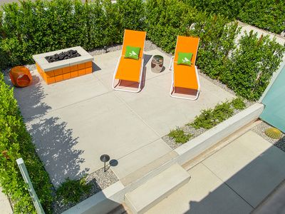 Photo for The Twist: Modern Studio Patio #104
