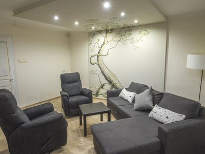 Photo for 2 Bedroom flat in a city center