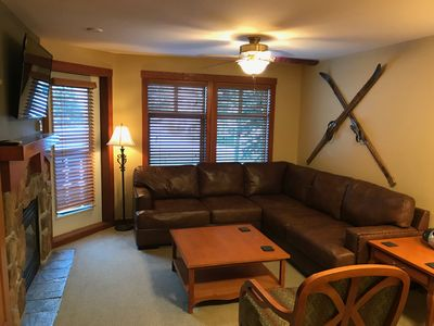 Photo for Rare 1 bdrm + den unit in Eagle Springs East (Club Solitude)