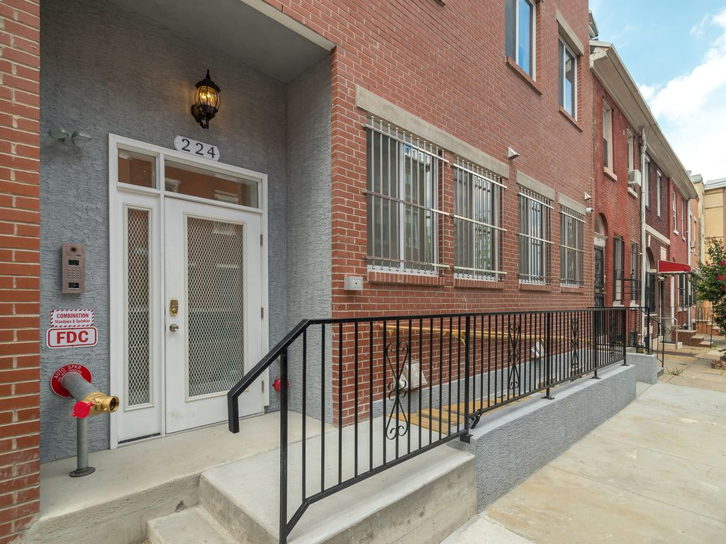Convention Center 1 Bedroom Apt In Center Downtown Brand New Modern Spacious Philadelphia