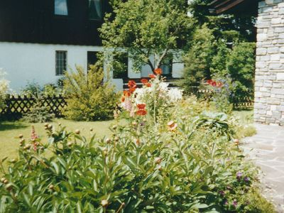 Photo for Lovely detached mansion in Chiemgau with large garden and sauna