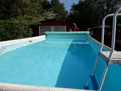 Photo for Amazing chalet with swimming-pool