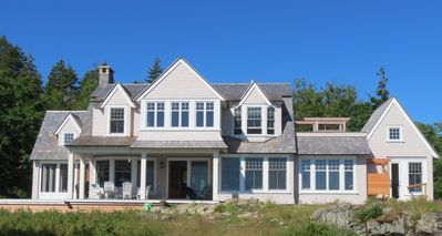Ocean Rest - Stunning Maine Home with spectacular views and private beach,