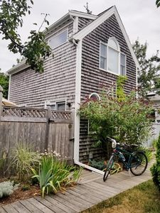 Photo for PROVINCETOWN: Beautiful one bedroom cottage near West End/Commercial St.