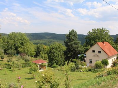 Photo for Superb luxury villa in Mecsek Mountains