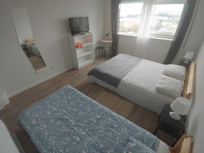 Photo for 1BR Hotel Suites Vacation Rental in Braga