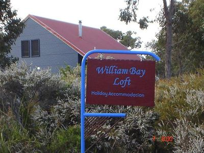Photo for William Bay Loft- 3 minutes to beautiful Greens Pool .William bay National Park
