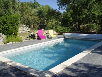 Photo for beautiful villa with private pool and turret.