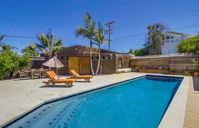 Photo for 25% OFF OCT - Family Home w/ Pool. Hot Tub, Ocean Views, & Yard