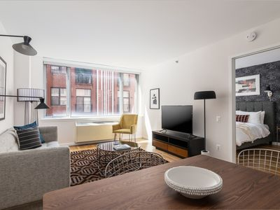 Photo for Sonder | 21 Chelsea | Classic 1BR + Rooftop