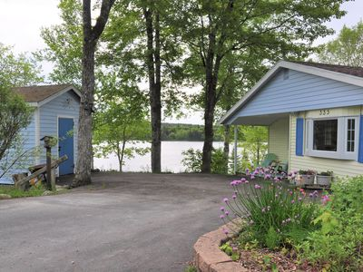 Photo for Renovated Lakefront Cottage Near Chester