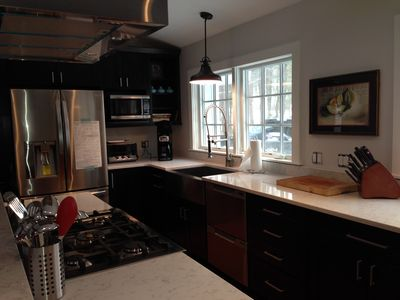 Photo for Walk to Village - Open Floor Plan with Large Kitchen